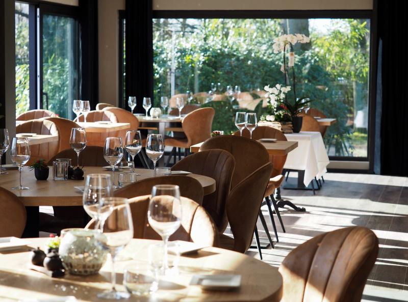 Gedekte tafels - Klein Zoersel - Restaurant - Brasserie Malle